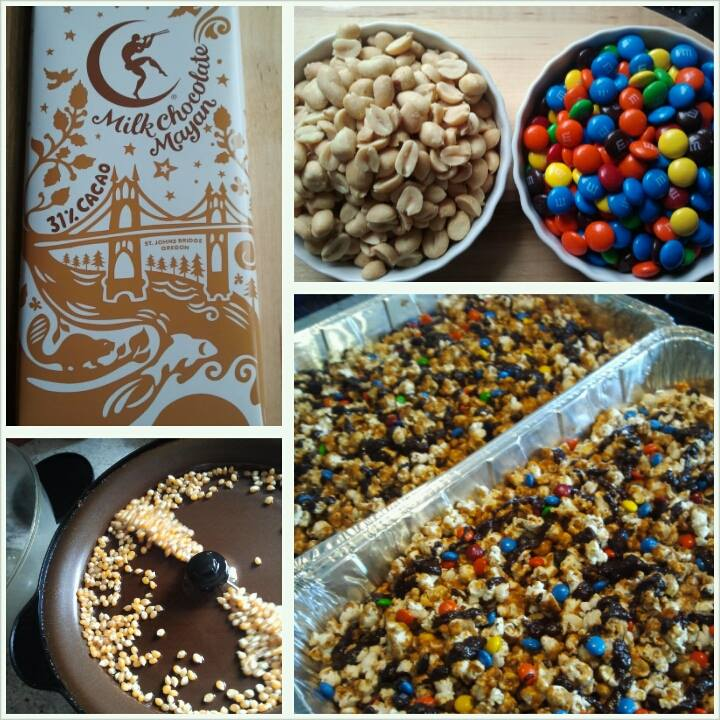Mexican Caramel Corn-The Prize of Cooking