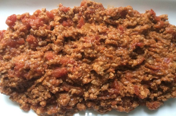 Healthy Solutions Spice Blend Meat Bolognese
