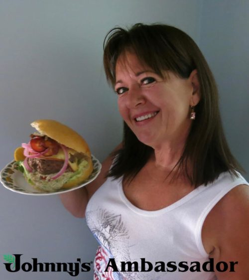 From cooking contests to product brand ambassador photo and comment of michaela rosenthal courtesy of johnnys seasoningshe has won forumfinder Images